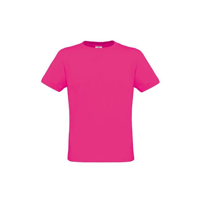 Fel roze heren t shirts
