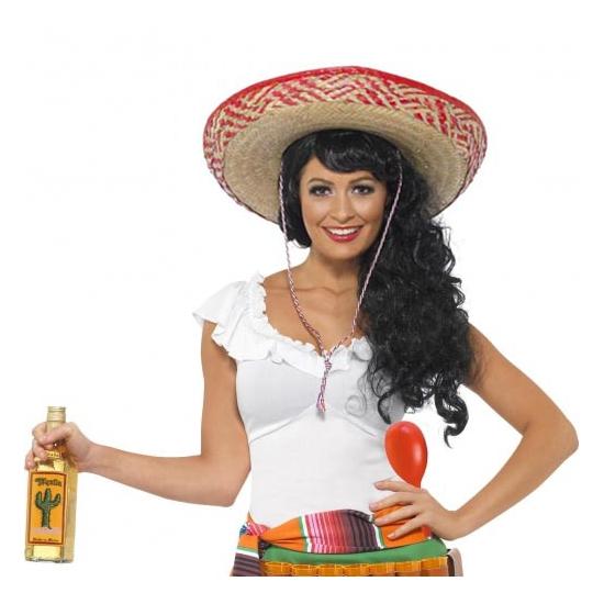Fiesta accessoire pakket voor dames