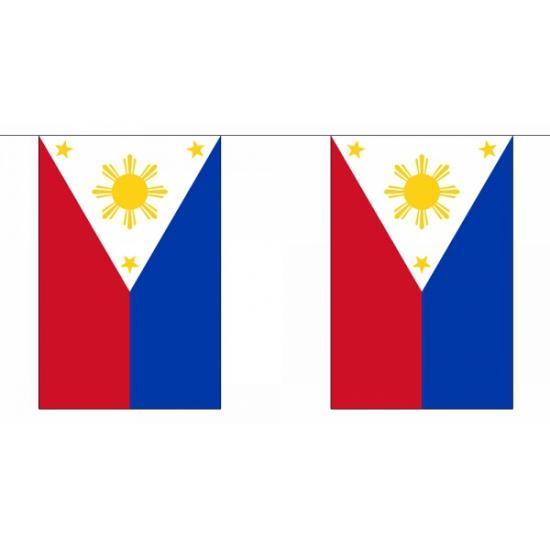 Filipijnen vlaggenlijn