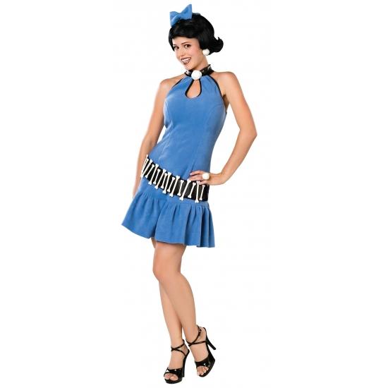 Flintstones Betty kostuum