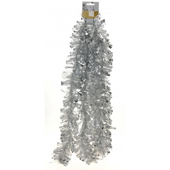 Folie slinger zilver 270 cm