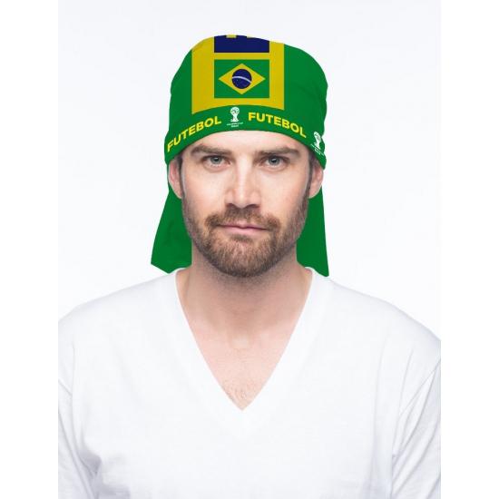 Gadget bandana Brazil