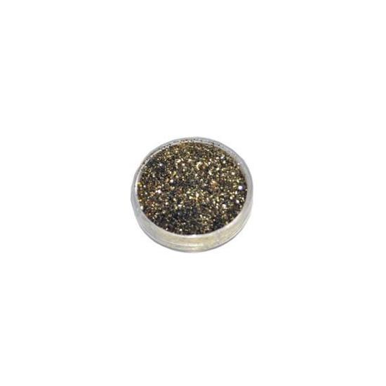 Gouden decoratie strooiglitters 2 gram