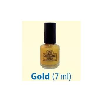 Gouden tandlak