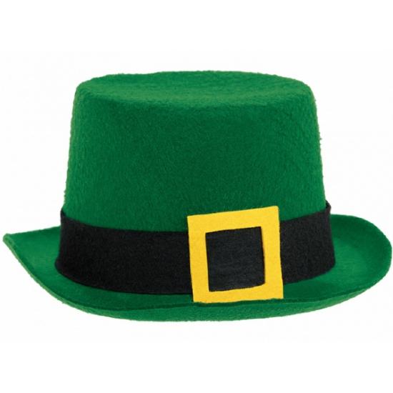 Groene St. Patricks Day hoeden