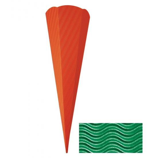 Groene surpise schoolzak 68 cm