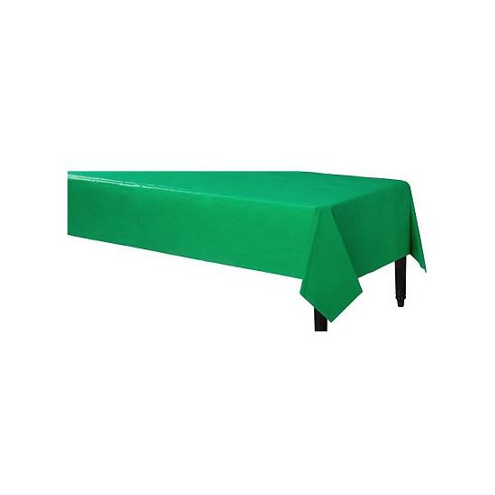 Groene tafelkleden 140 x 240 cm