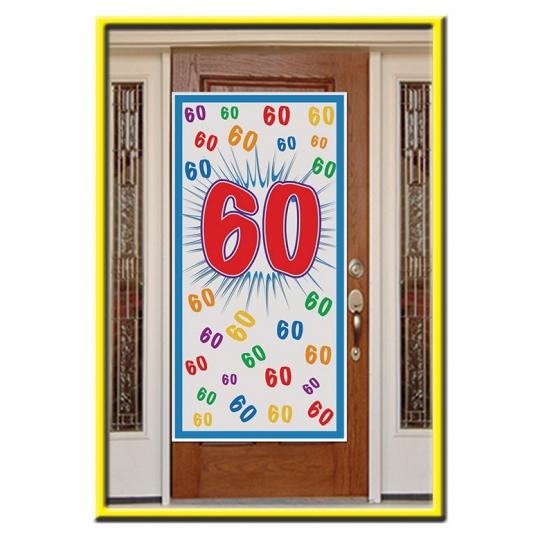 Grote poster 60 jaar