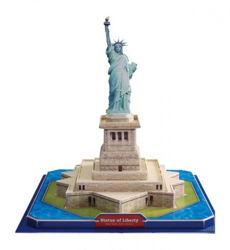 Grote vrijheidsbeeld 3D puzzel