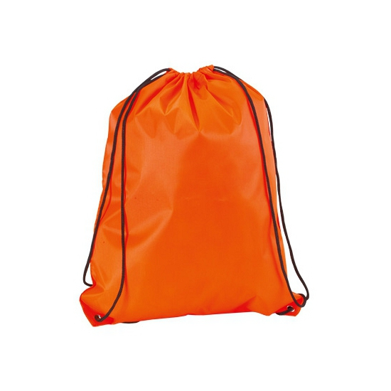 Gymtasje in neon oranje