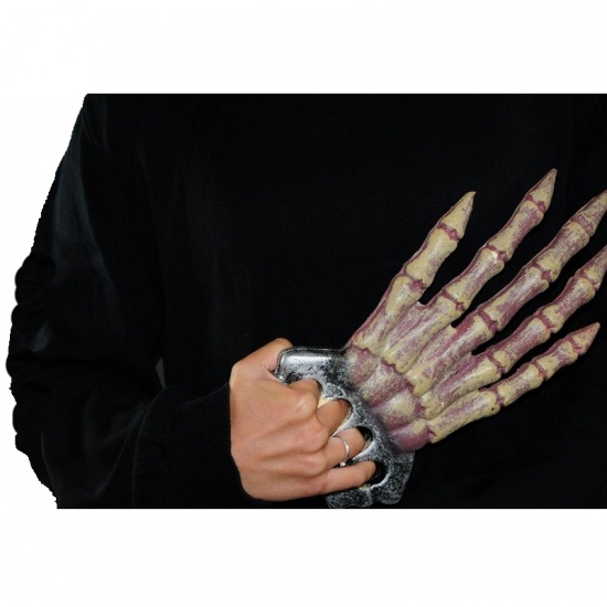 Halloween hand