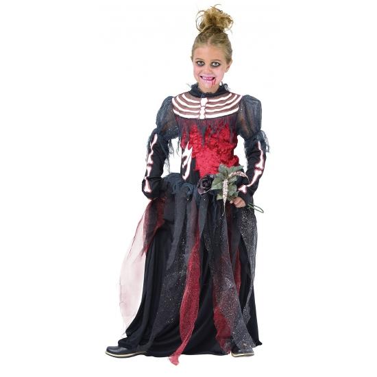 Halloween kostuum bruidsmeisje
