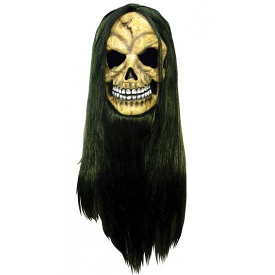 Halloween masker schedel