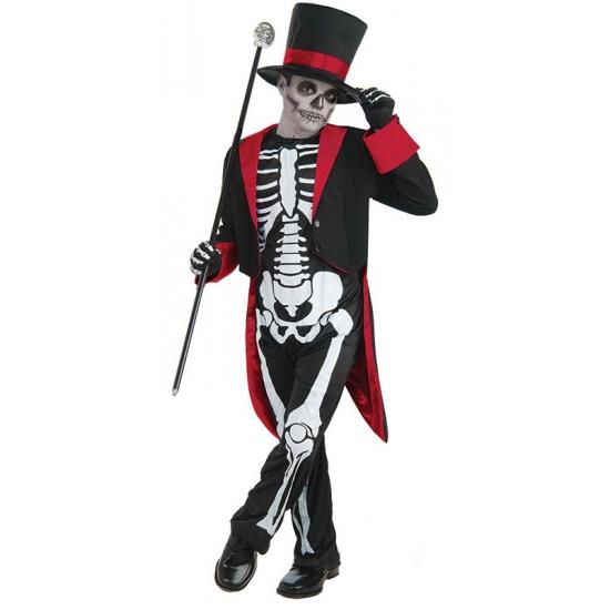 Halloween mr  bone jangles kostuum