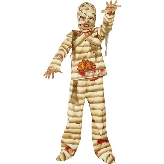 Halloween mummie kostuum voor kids