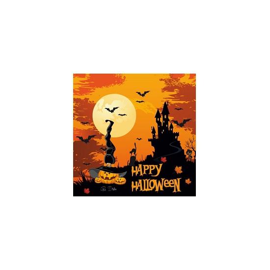 Halloween servetjes 20 stuks