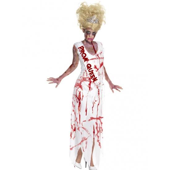 Halloween zombie kostuum voor dames