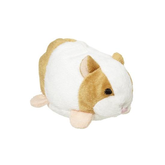Hamster knuffel van 10 cm