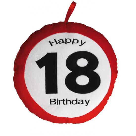Happy 18 Birthday kussentje