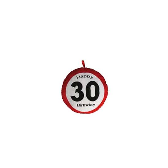 Happy 30 Birthday kussentje