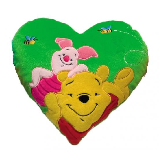 Hartvormig kussentje van Winnie de Poeh