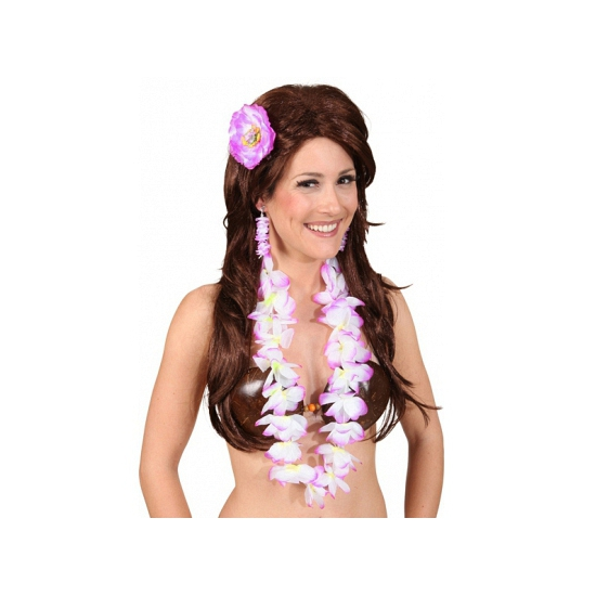 Hawaii accessoires paars