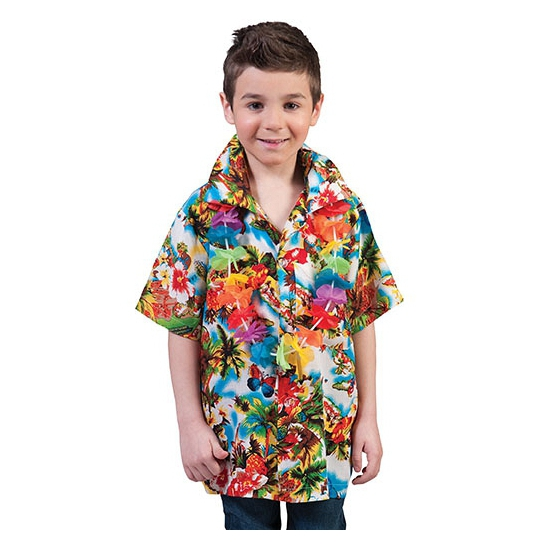 Hawaii blouse voor kids