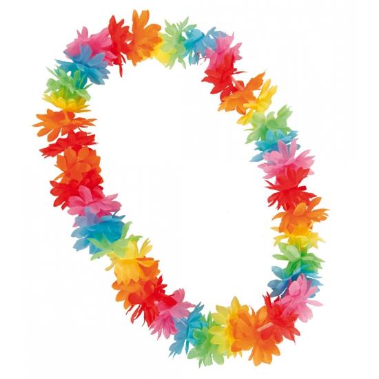 Hawaii kransen gekleurd