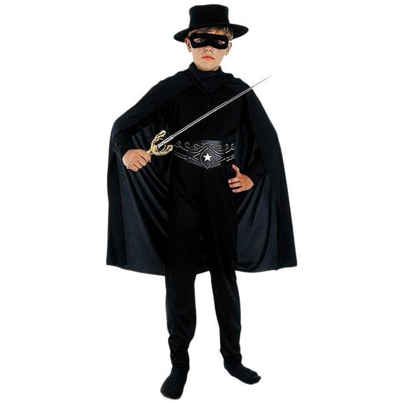 Held verkleed kostuum voor kinderen