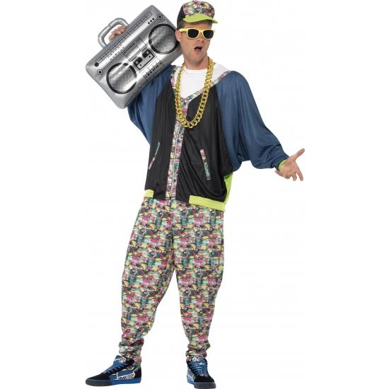 Hip hop kostuum voor mannen