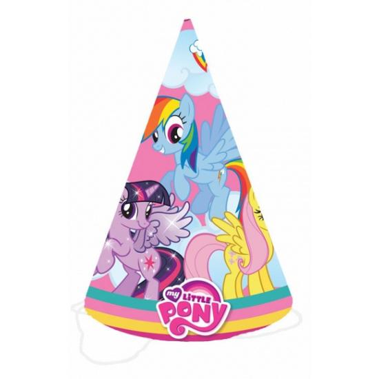Hoedjes My Little Pony thema