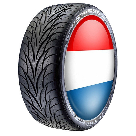 Hollandse vlag hoezen voor over de wieldoppen