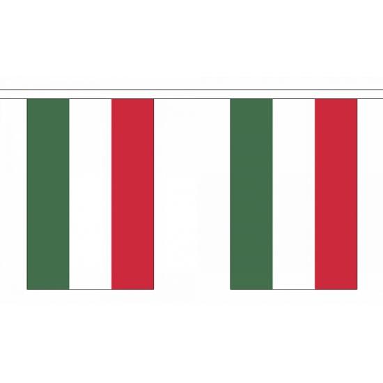 Hongarije vlaggenlijn