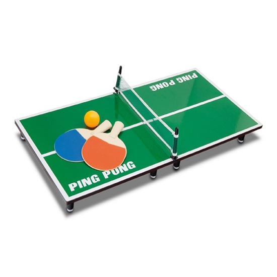 Houten tafel tennis spel mini