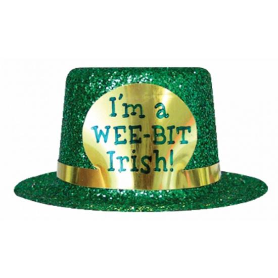 Iers hoedje Sint Patricks Day