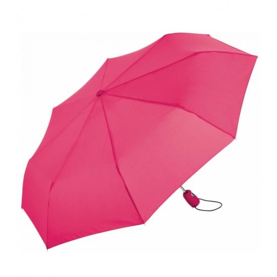 Inklapbare paraplu knalroze