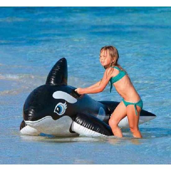 Intex opblaas orka geschikt voor kinderen