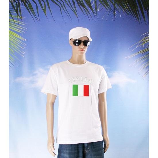 Italiaanse vlaggen t shirts