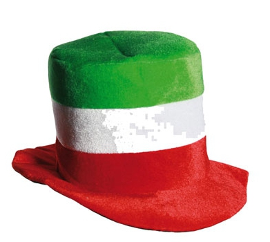 Italie hoed voor supporters
