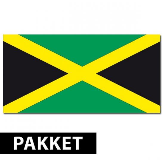 Jamaica decoratie pakket