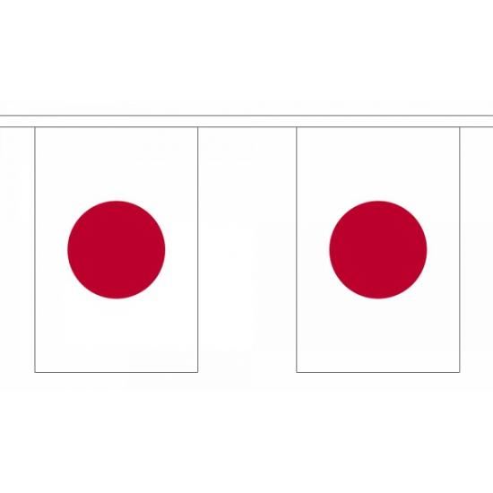 Japan vlaggenlijnen