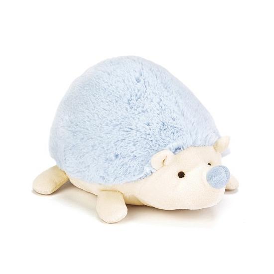Jellycat knuffel egel blauw 22 cm