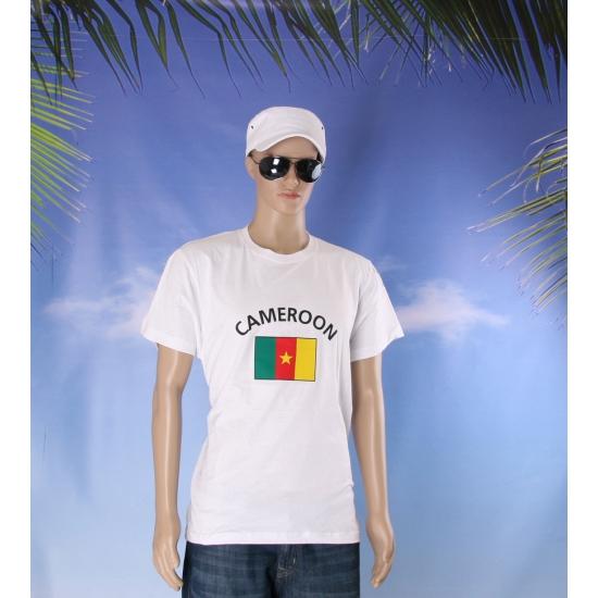 Kameroen vlaggen t shirts