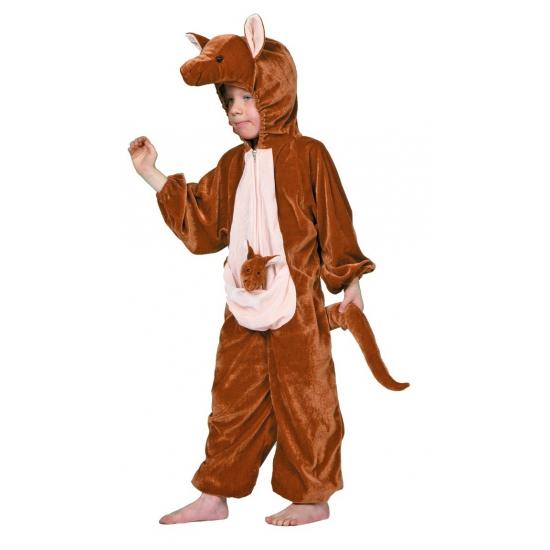 Kangoeroe verkleed kostuum voor kinderen