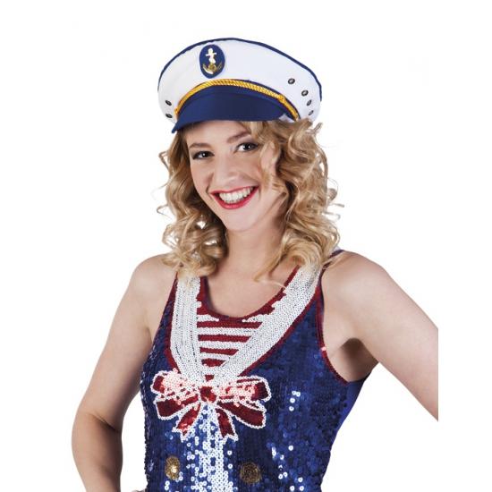 Kapitein pet voor volwassenen