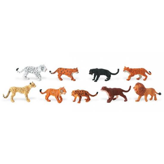Katachtige roofdieren speelgoed