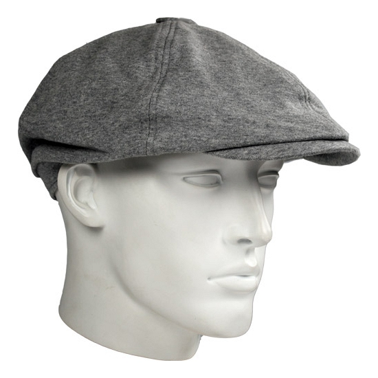 Katoenen flat caps