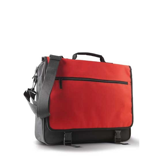 KiMood documenten tassen rood