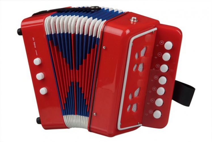 Kinder accordeon