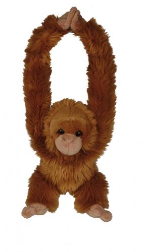Knuffels orang oetangs 40 cm